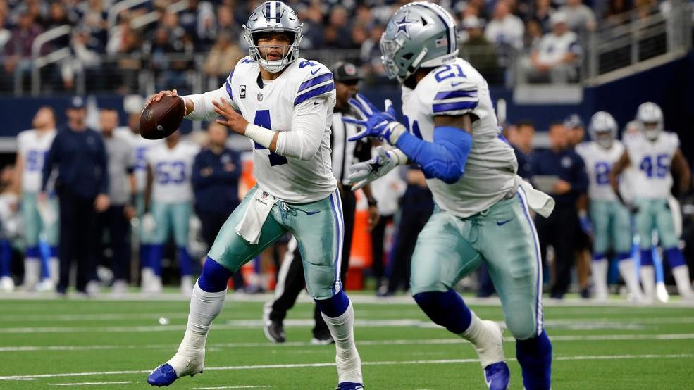 6c9db5df NFC East is two-team race with Cowboys and Eagles | KTUL