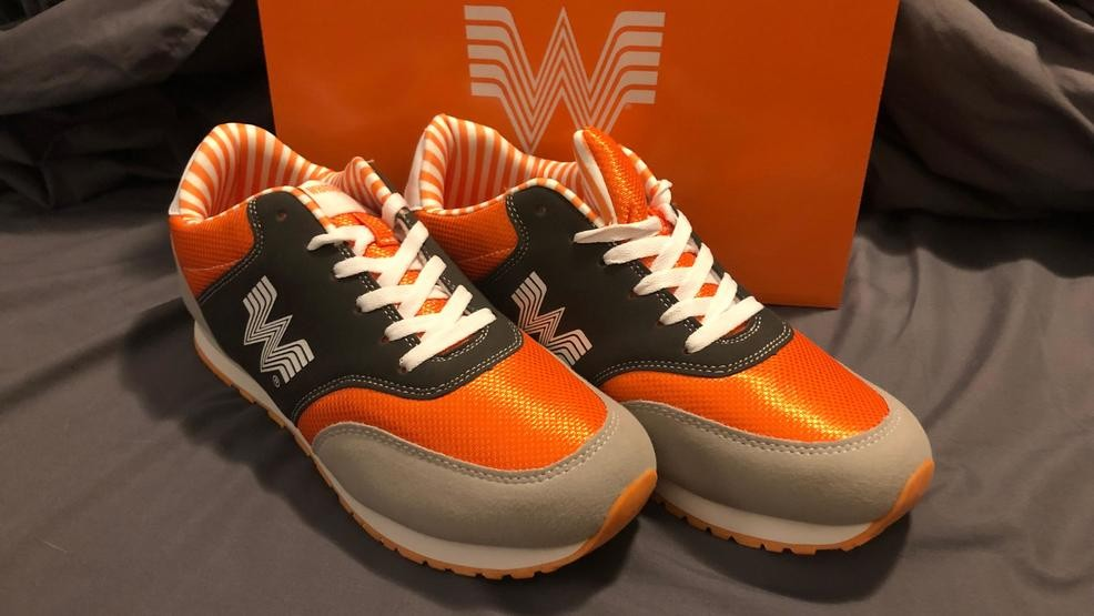 Whataburger releases running shoes, other new items | KTUL