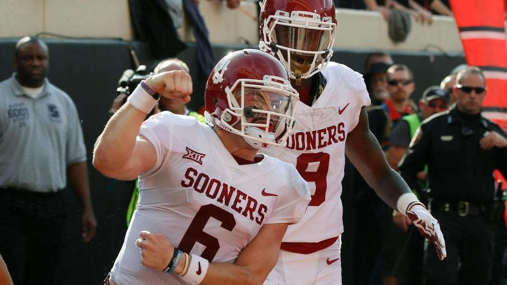 info for 37485 a58db WATCH: Baker Mayfield stars in hilarious 'Heisman House ...