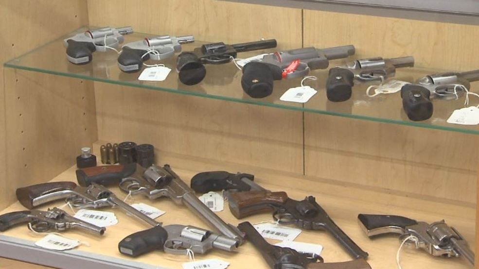 Oklahoma Senate passes Constitutional Carry bill | KTUL