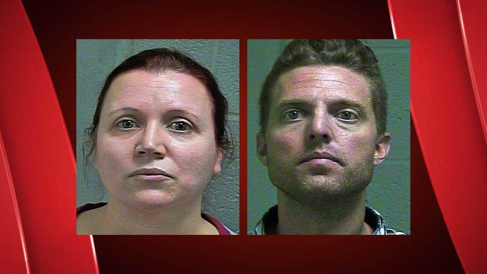 Oklahoma man, woman charged in alleged jail smuggling scheme