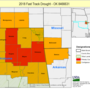 4 Oklahoma counties designated as primary natural disaster areas due to drought