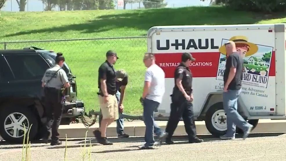 Thieves in New Mexico steal trailer from Oklahoma hauling