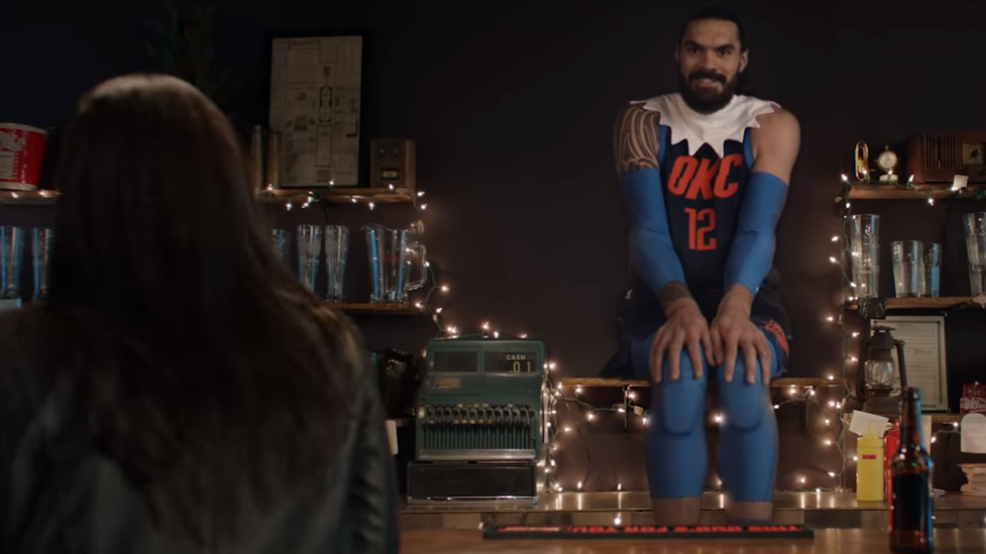 Budweiser Christmas Commercial 2019 WATCH: Steven Adams makes appearance in Budweiser Christmas