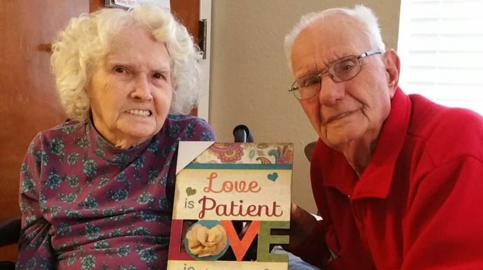 Veteran Loses Wife Just Before 68th Anniversary 92nd Birthday