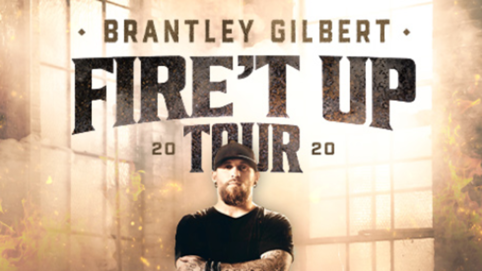 Brantley Gilbert Coming To Bok Center In 2020 Ktul