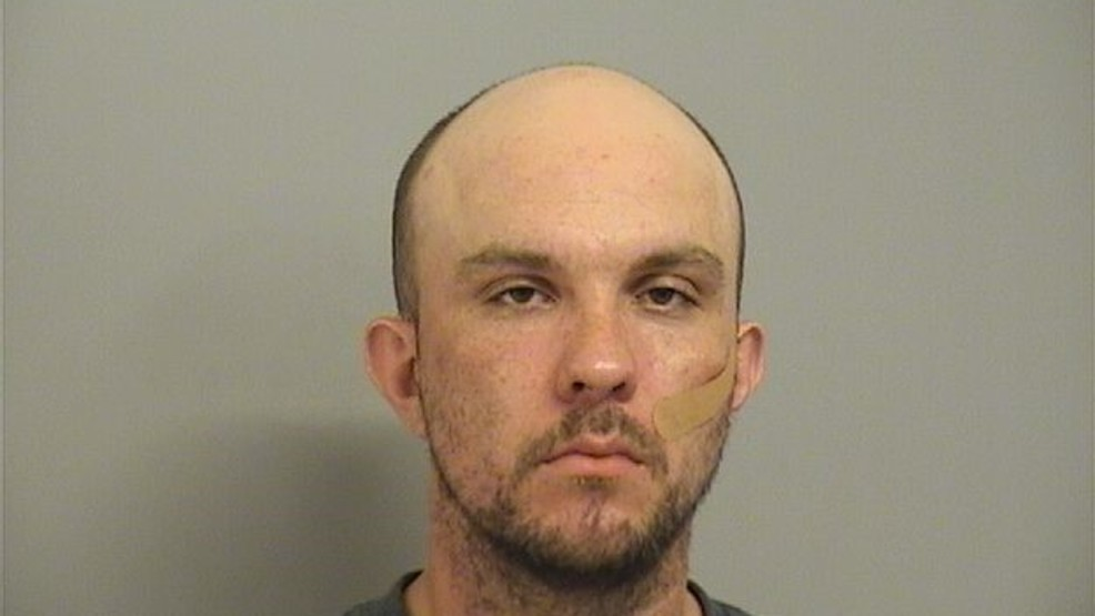 Man Arrested For Allegedly Breaking Into Vehicles At Jim