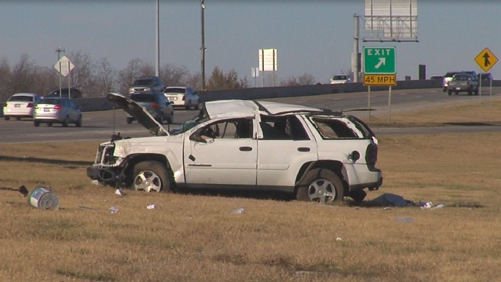 One Dies in Rollover Accident on Highway 169   KTUL