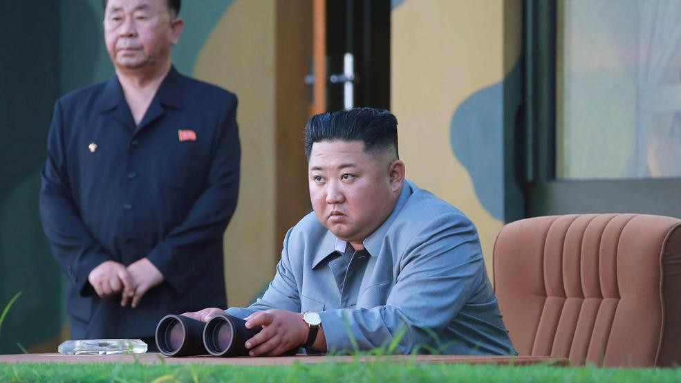 N  Korea says leader Kim supervised tests of weapons systems | KTUL